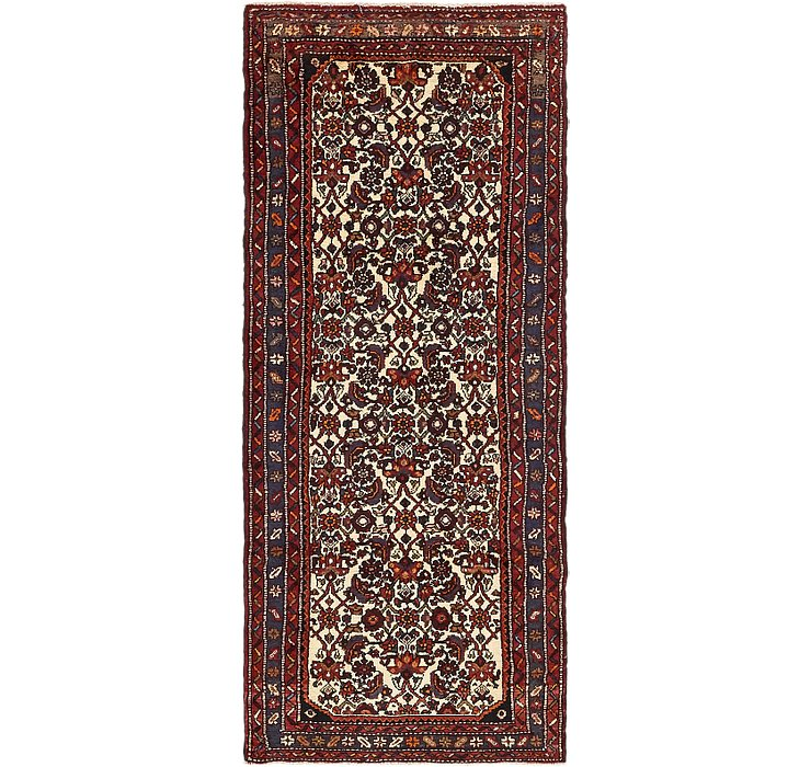 3' 6 x 8' 6 Roodbar Persian Runner ...