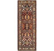 Link to 3' 5 x 10' Bakhtiar Persian Runner Rug
