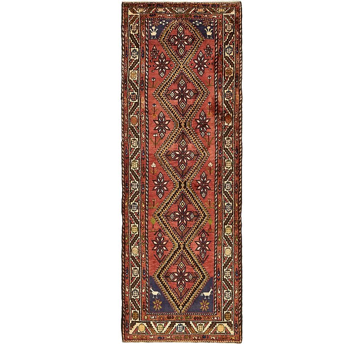 3' 6 x 10' 1 Koliaei Persian Runner ...