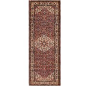 Link to 115cm x 315cm Hossainabad Persian Runner Rug