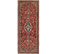 Link to 3' 7 x 9' 10 Hamedan Persian Runner Rug