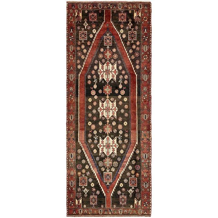 4' 6 x 11' 1 Mazlaghan Persian Runne...