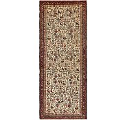 Link to 3' 10 x 10' 4 Roodbar Persian Runner Rug