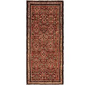 Link to 3' 9 x 8' 10 Hossainabad Persian Runner Rug