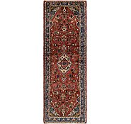 Link to 3' 3 x 9' 6 Borchelu Persian Runner Rug