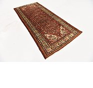 Link to 3' 9 x 8' 6 Hossainabad Persian Runner Rug