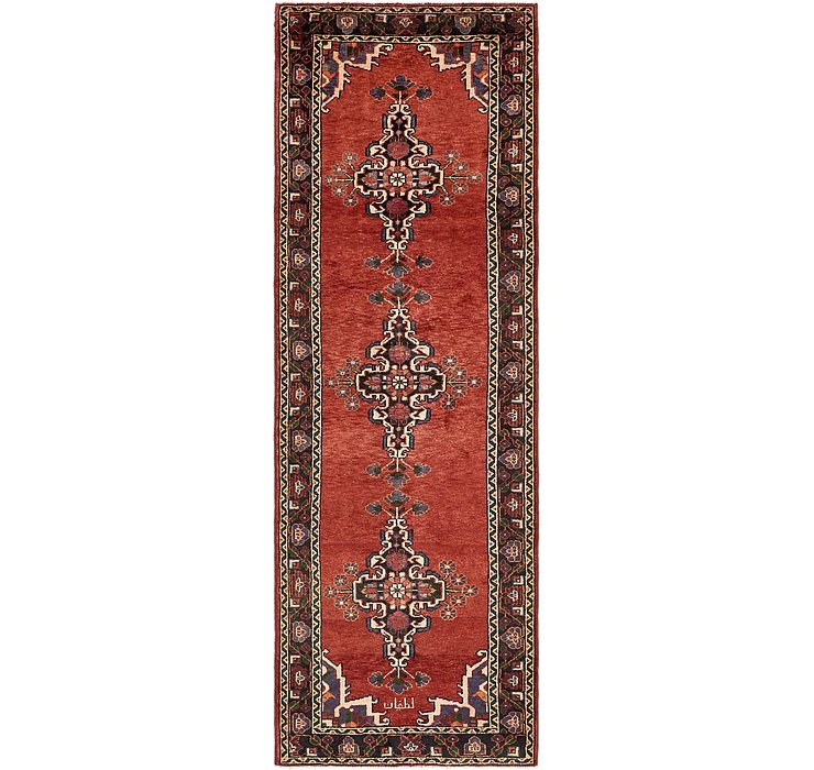 110cm x 335cm Ferdos Persian Runner Rug