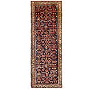Link to 3' 5 x 10' 1 Hamedan Persian Runner Rug