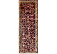 Link to 3' 5 x 10' 1 Hamedan Persian Runner Rug