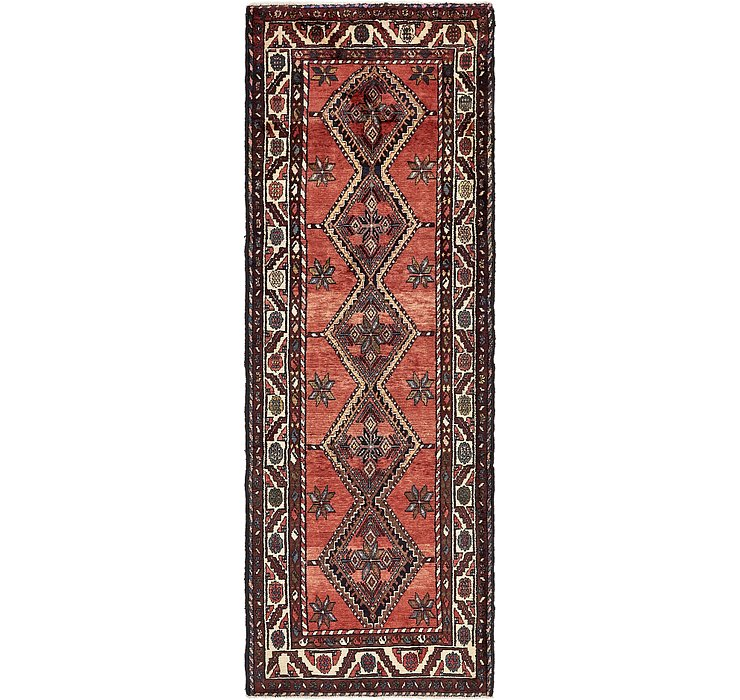 3' 7 x 10' 4 Koliaei Persian Runner ...