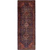 Link to 117cm x 328cm Darjazin Persian Runner Rug
