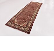 Link to 3' 10 x 10' 6 Hossainabad Persian Runner Rug