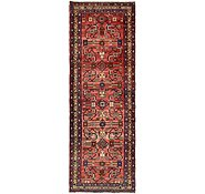 Link to 3' 3 x 9' 9 Hossainabad Persian Runner Rug