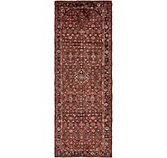 Link to 112cm x 320cm Hossainabad Persian Runner Rug