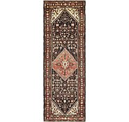 Link to 3' 7 x 11' Hossainabad Persian Runner Rug