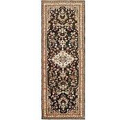 Link to 3' 4 x 10' Hamedan Persian Runner Rug