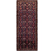 Link to 3' 8 x 9' 3 Hamedan Persian Runner Rug