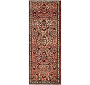 Link to 3' 5 x 9' 2 Hossainabad Persian Runner Rug
