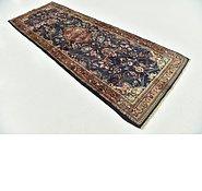Link to 112cm x 323cm Farahan Persian Runner Rug