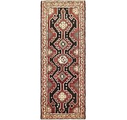 Link to 3' 6 x 9' 10 Saveh Persian Runner Rug