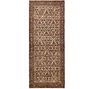Link to 3' 8 x 9' 5 Roodbar Persian Runner Rug