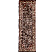 Link to 3' 5 x 10' 8 Hossainabad Persian Runner Rug