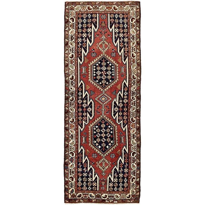 3' 8 x 9' 9 Mazlaghan Persian Runne...