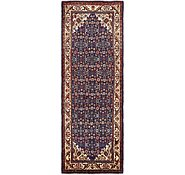 Link to 3' 9 x 11' 2 Hossainabad Persian Runner Rug