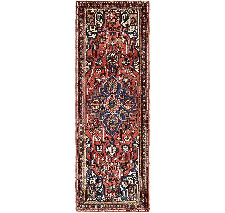 3' 6 x 10' 3 Mehraban Persian Runner...