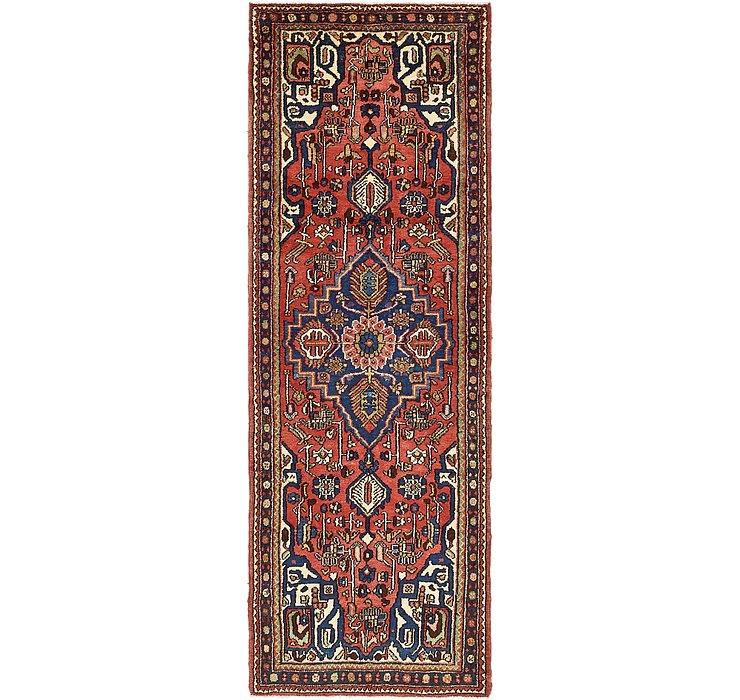 107cm x 312cm Mehraban Persian Runner...
