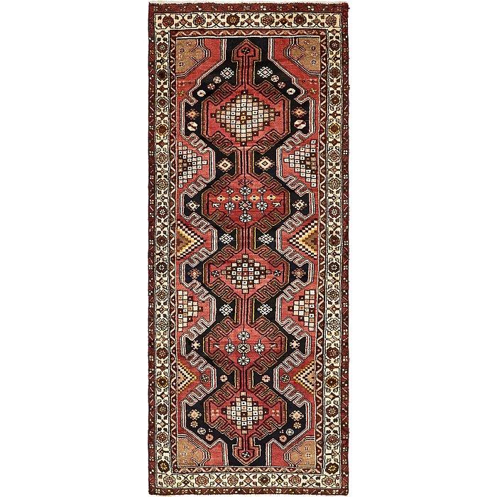 3' 8 x 9' 7 Saveh Persian Runner Rug