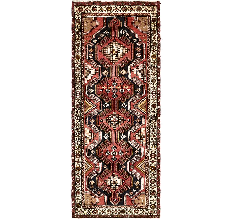 3' 8 x 9' 7 Saveh Persian Runner Rug