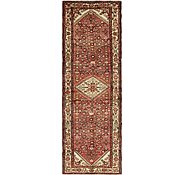 Link to 3' 4 x 10' 6 Hossainabad Persian Runner Rug