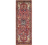 Link to 3' 7 x 10' 8 Farahan Persian Runner Rug
