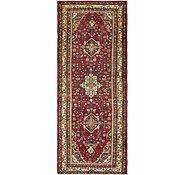 Link to 117cm x 300cm Khamseh Persian Runner Rug