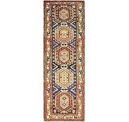 Link to 3' x 9' 11 Khamseh Persian Runner Rug
