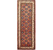 Link to 110cm x 320cm Farahan Persian Runner Rug