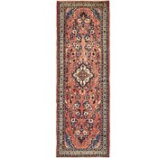 Link to 3' 6 x 10' 4 Khamseh Persian Runner Rug
