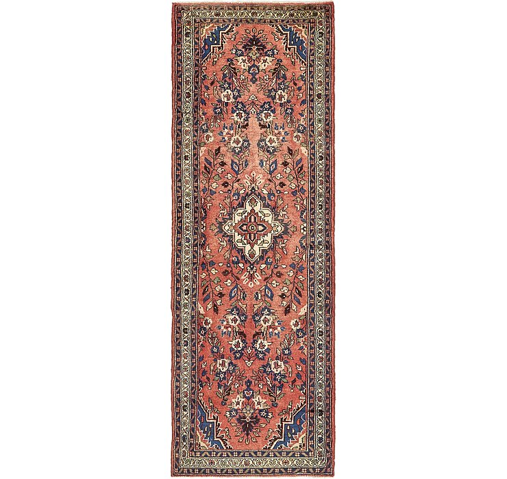 3' 6 x 10' 4 Khamseh Persian Runner ...
