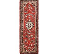 Link to 3' 3 x 9' 4 Khamseh Persian Runner Rug