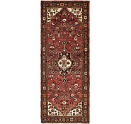 Link to 3' 5 x 9' Hamedan Persian Runner Rug