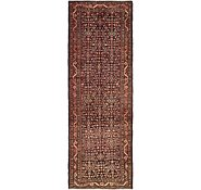 Link to 3' 8 x 11' 2 Hossainabad Persian Runner Rug