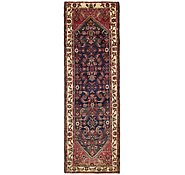 Link to 3' 5 x 11' 2 Khamseh Persian Runner Rug