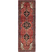 Link to 3' 4 x 9' 11 Khamseh Persian Runner Rug