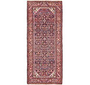 Link to 112cm x 250cm Hossainabad Persian Runner Rug