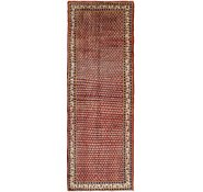 Link to 3' 4 x 9' 7 Farahan Persian Runner Rug