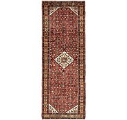 Link to 115cm x 318cm Hossainabad Persian Runner Rug