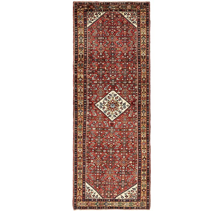 115cm x 318cm Hossainabad Persian Run...