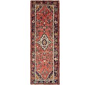 Link to 3' 3 x 9' 9 Hamedan Persian Runner Rug