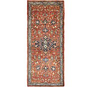 Link to 4' 2 x 10' Farahan Persian Runner Rug